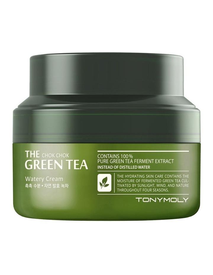 Tonymoly The Chok Chok Green Tea Watery Cream 60ml image 1