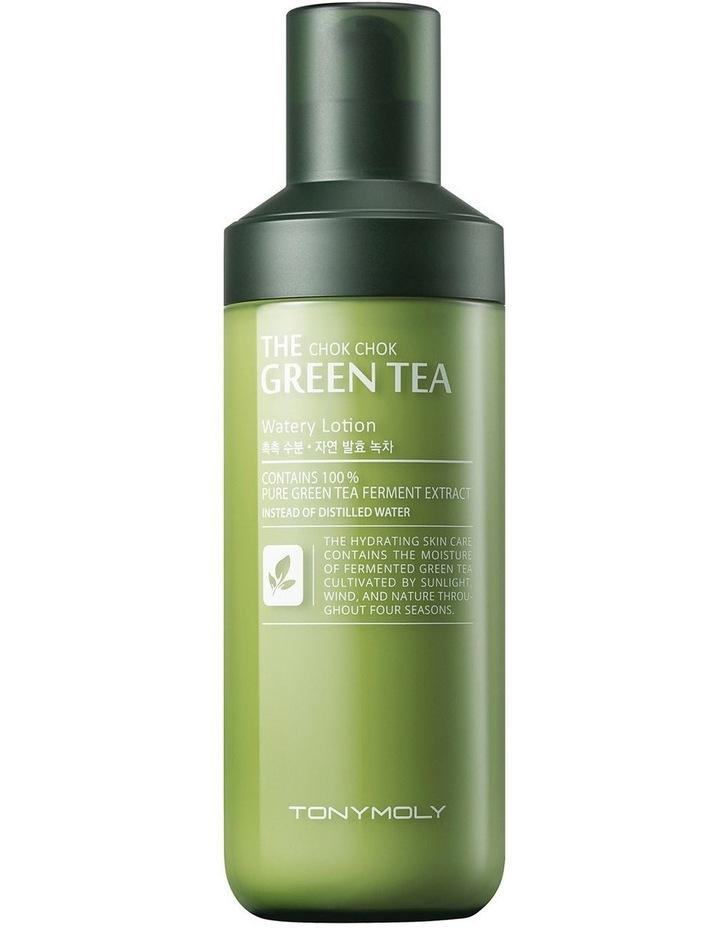 Tonymoly The Chok Chok Green Tea Watery Lotion 160ml image 1
