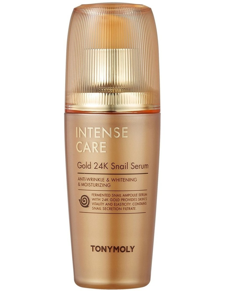 Tonymoly Intense Care Gold 24K Snail Serum 35ml image 1