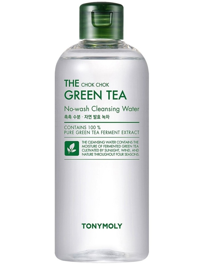 Tonymoly The Chok Chok Green Tea Cleansing Water 300ml image 1