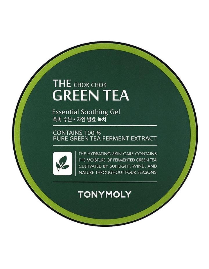 Tonymoly The Chok Chok Green Tea Essential Soothing Gel 300ml image 2