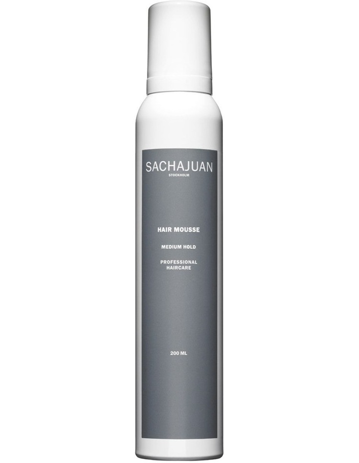 Hair Mousse 200ml image 1