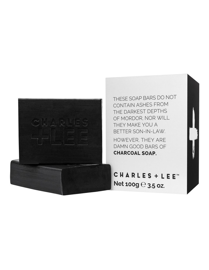 Charcoal Soap Duo image 1
