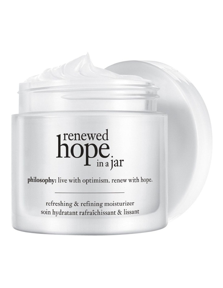 Philosophy Renewed Hope In A Jar Refreshing & Refining Moisturiser image 1