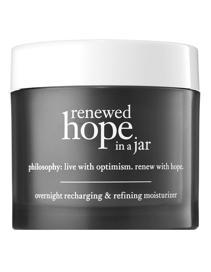 Renewed Hope In A Jar Overnight Recharging & Refining Moisturiser image 1