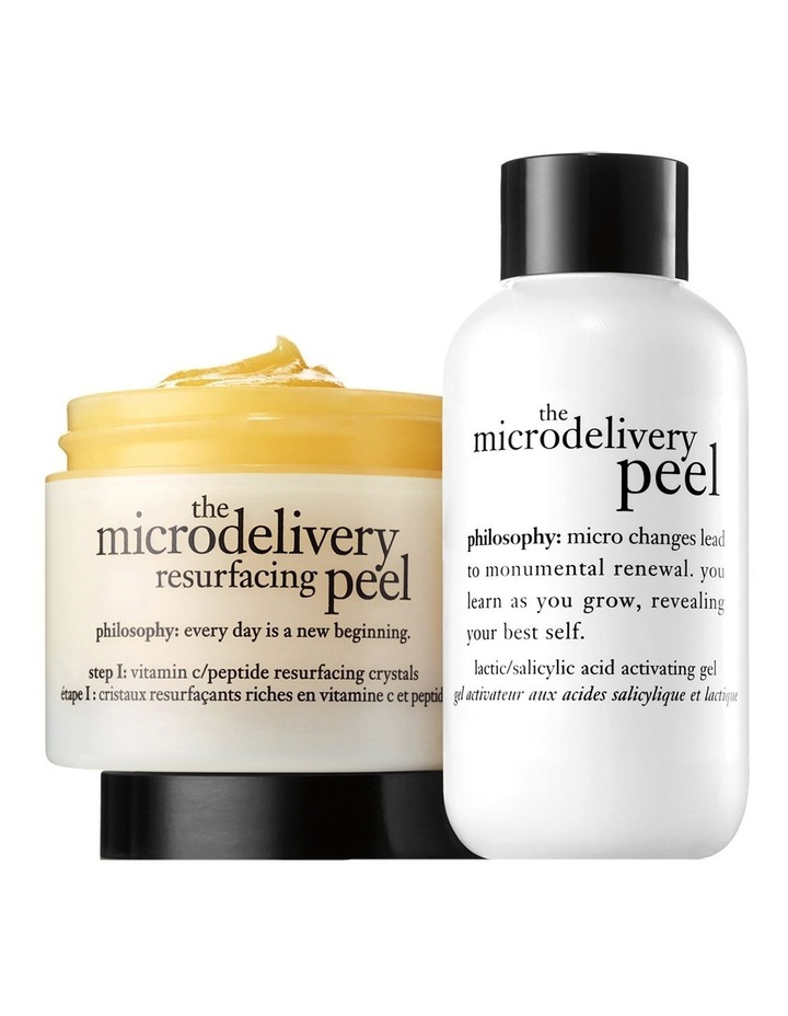 The Microdelivery In Home Vitamin C Peptide Peel Kit - 60ml   60ml image 1