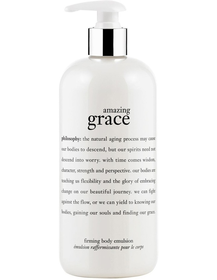 Amazing Grace Body Firming Emulsion image 1