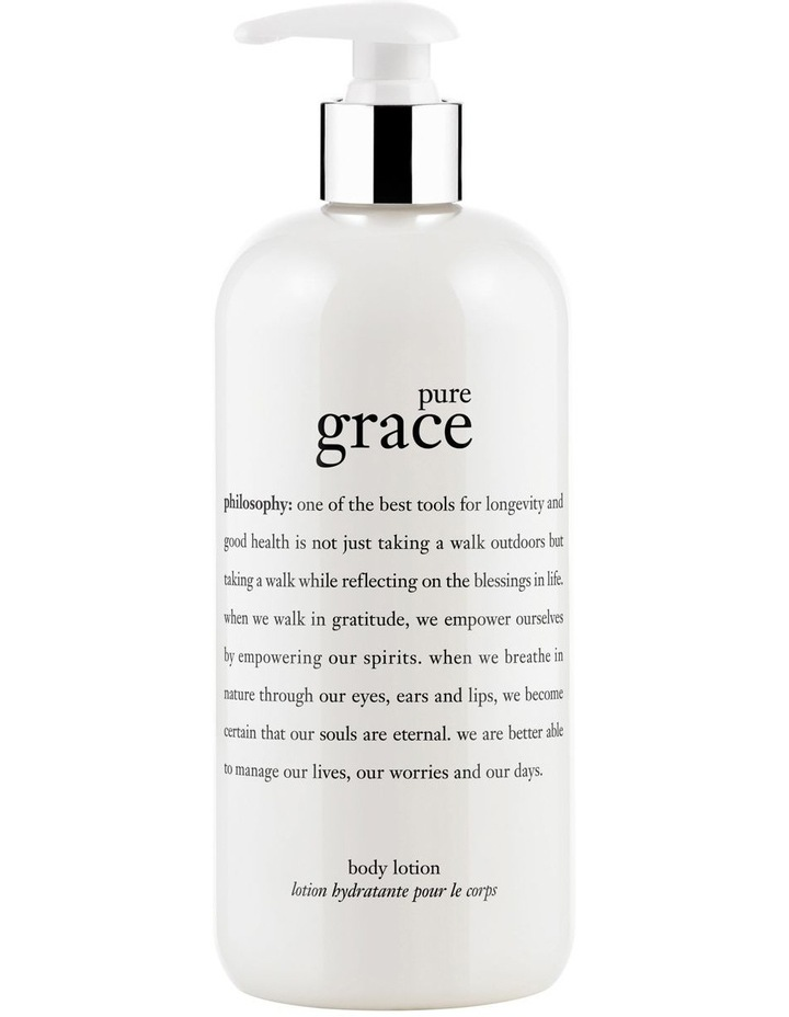 Pure Grace Body Lotion image 1