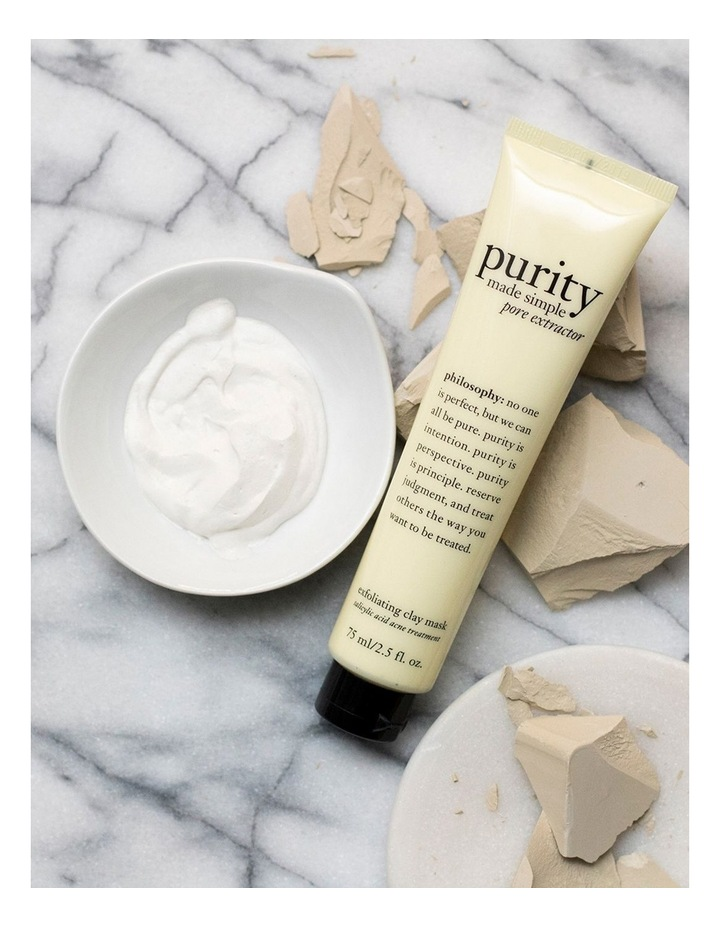 Purity Made Simple Exfoliating Clay Mask image 3