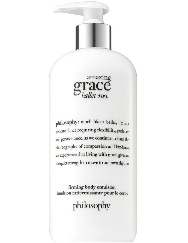 Amazing Grace Ballet Rose Firming Body Emulsion image 1
