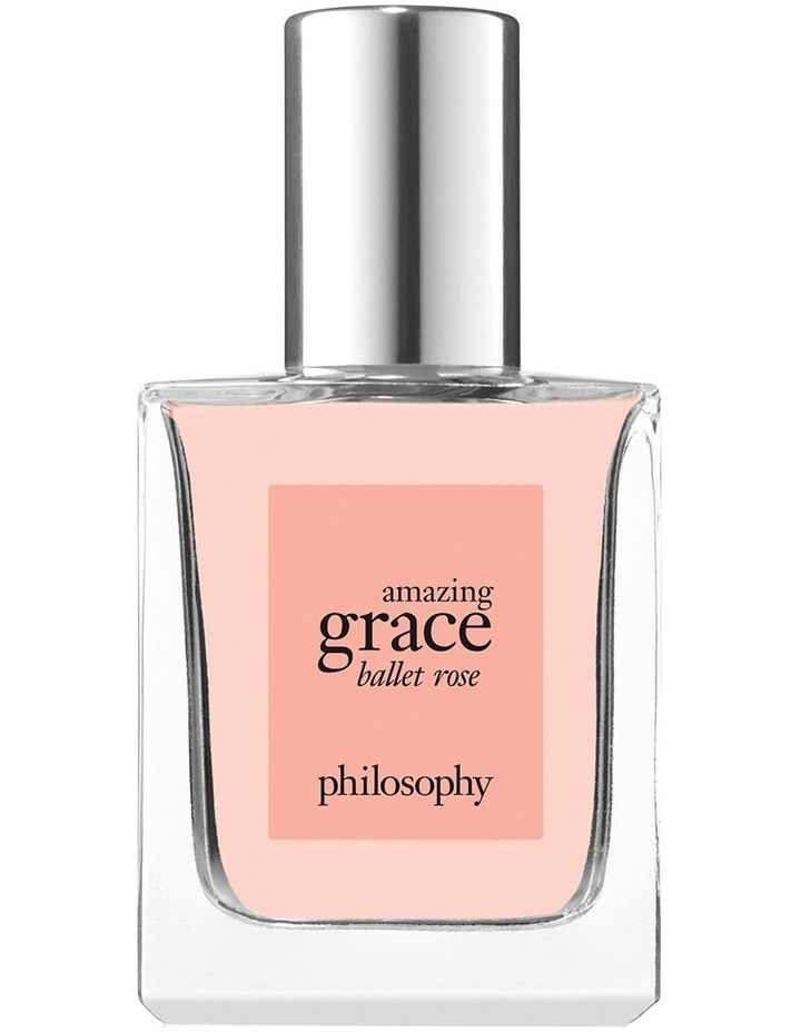 Amazing Grace Ballet Rose 0.5Oz EDT 15ml image 1
