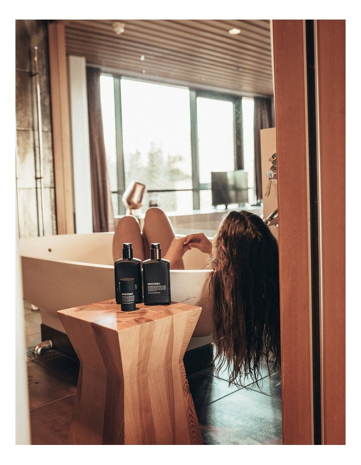 Hunter Lab Invigorating Shampoo 550ml image 3