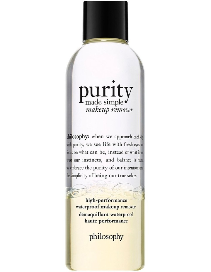 Purity Made Simple Make Up Remover 200ml image 1