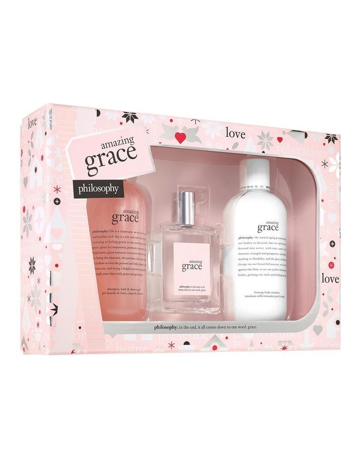 Amazing Grace EDT set image 1