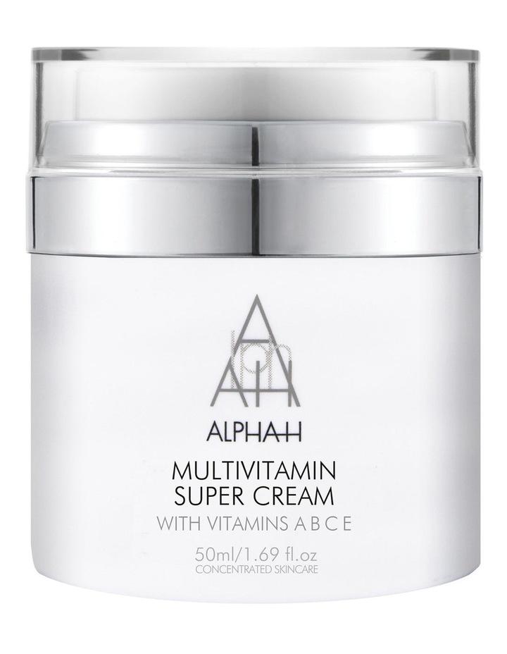 Multivitamin Super Cream with Vitamins A, B, C and E image 1