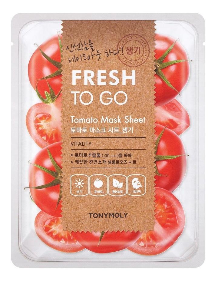 Fresh To Go Tomato Mask Sheet image 1