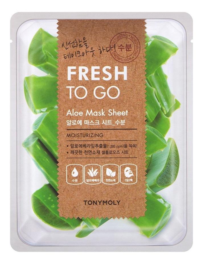 Fresh To Go Aloe Mask Sheet image 1