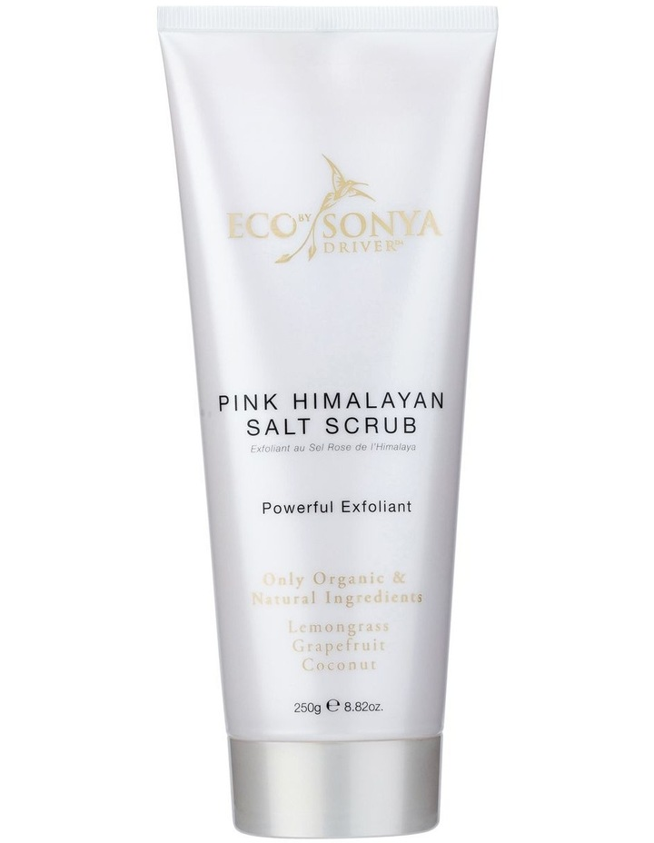 Pink Himalayan Salt Scrub image 1