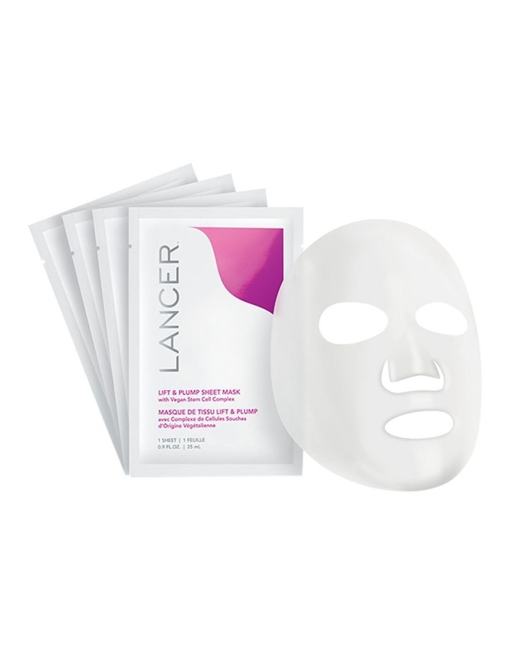 Lift & Plump Sheet Mask Sheet image 2