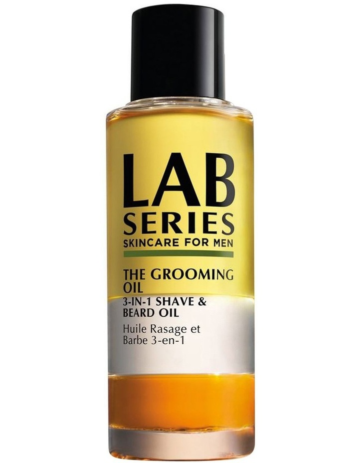 The Grooming Oil 3-In-1 Shave & Beard Oil 50ml image 1