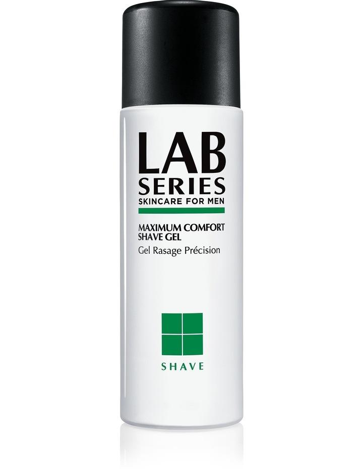 Maximum Comfort Shave Gel image 2