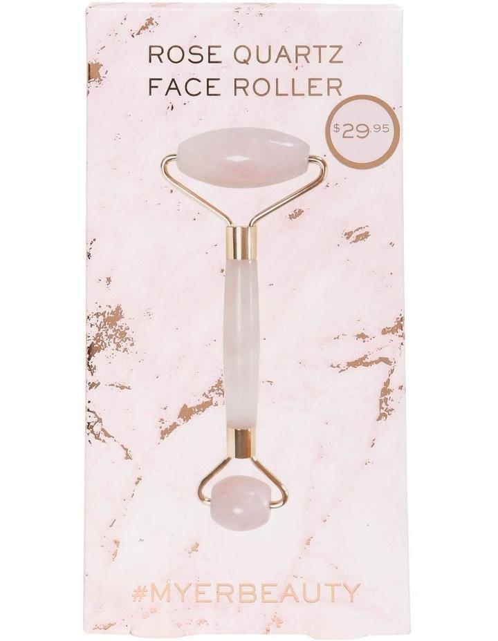 Rose Quartz Face Roller image 1