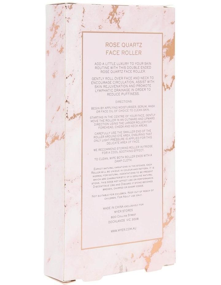 Rose Quartz Face Roller image 3