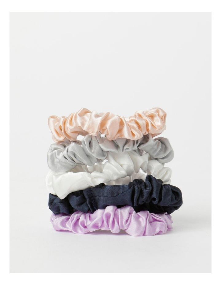 Slim Silk Scrunchie Pack image 1