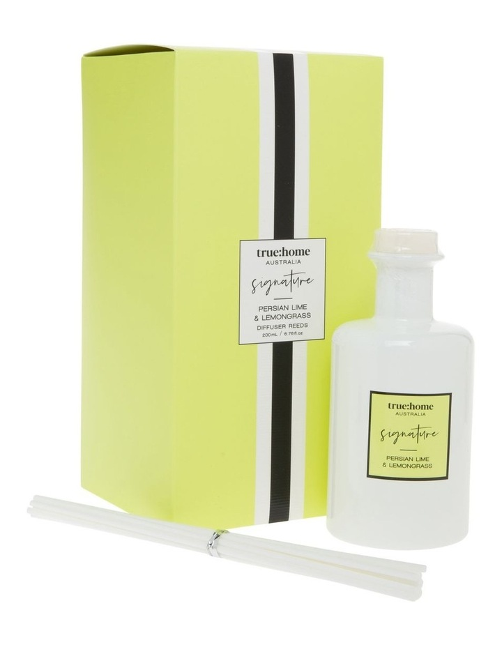 Signature Diffuser Persian Lime & Lemongrass image 1