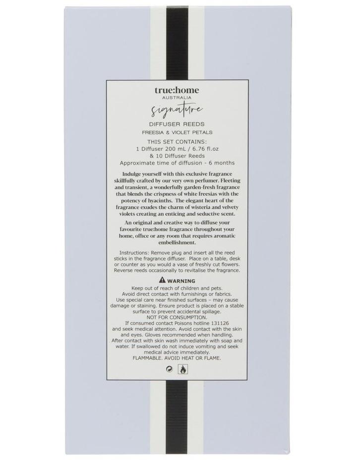 Signature Diffuser Fresh Freesia & Violet image 2