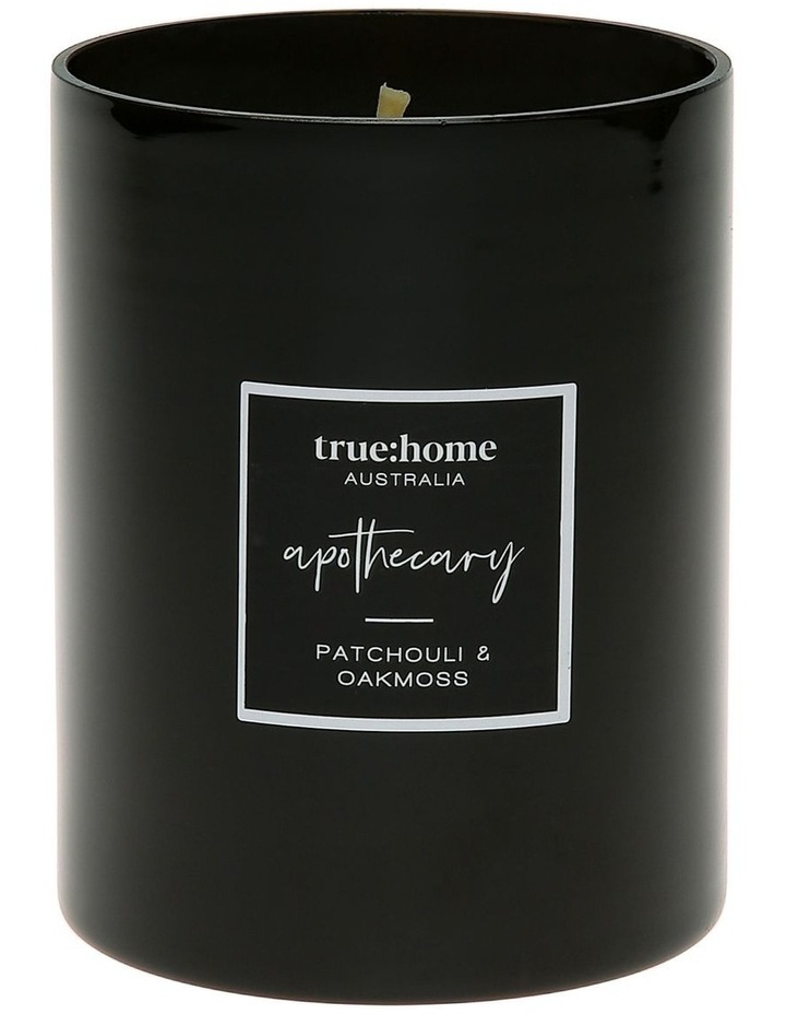 Apothecary Candle Patchouli & Oak Moss image 1