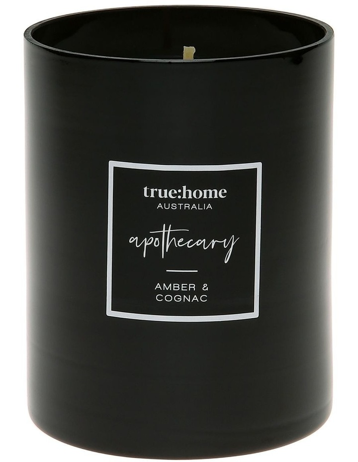 Apothecary Candle Amber & Cognac image 1