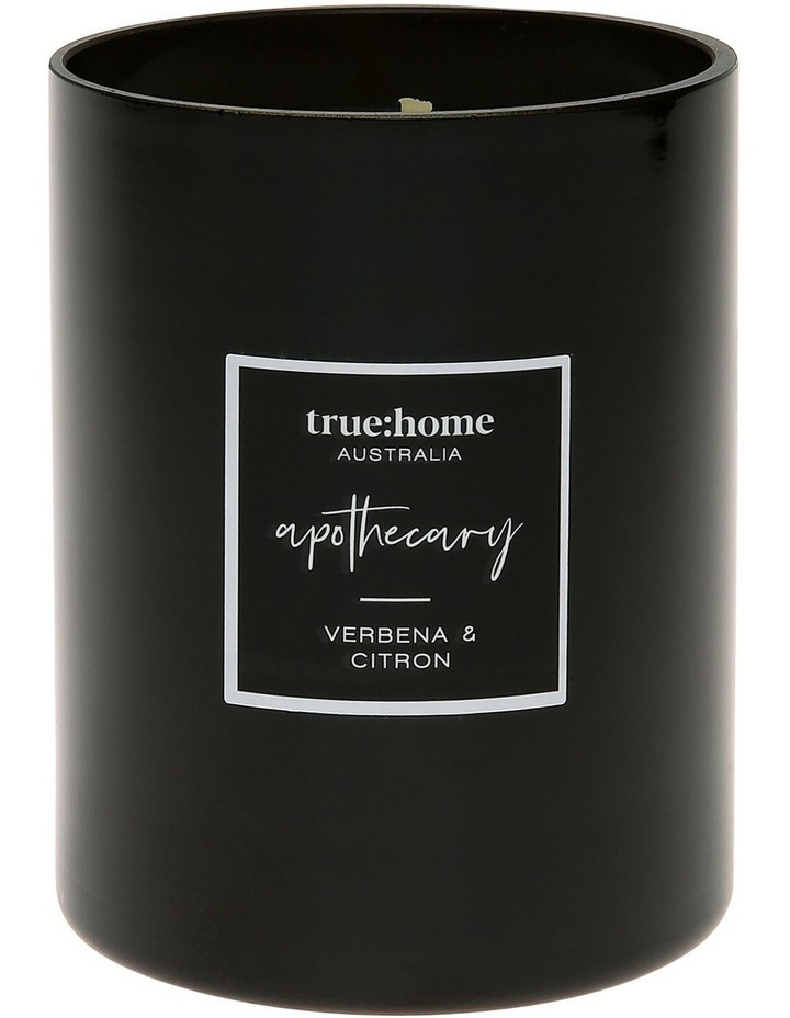 Apothecary Candle Verbena & Clementine image 1