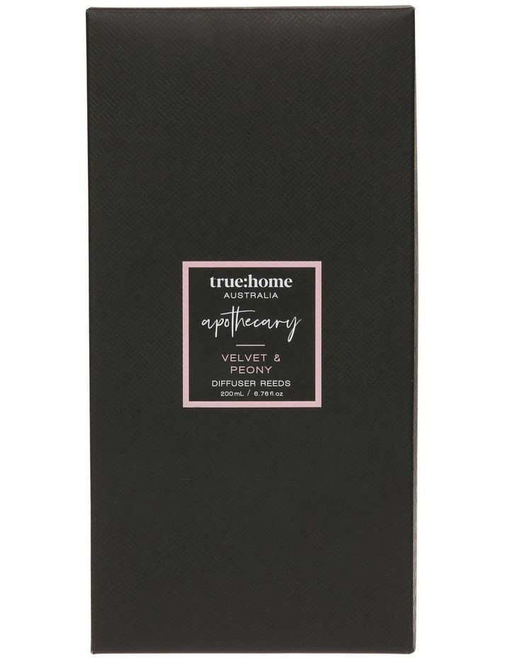 Apothecary Diffuser Velvet & Peony image 2