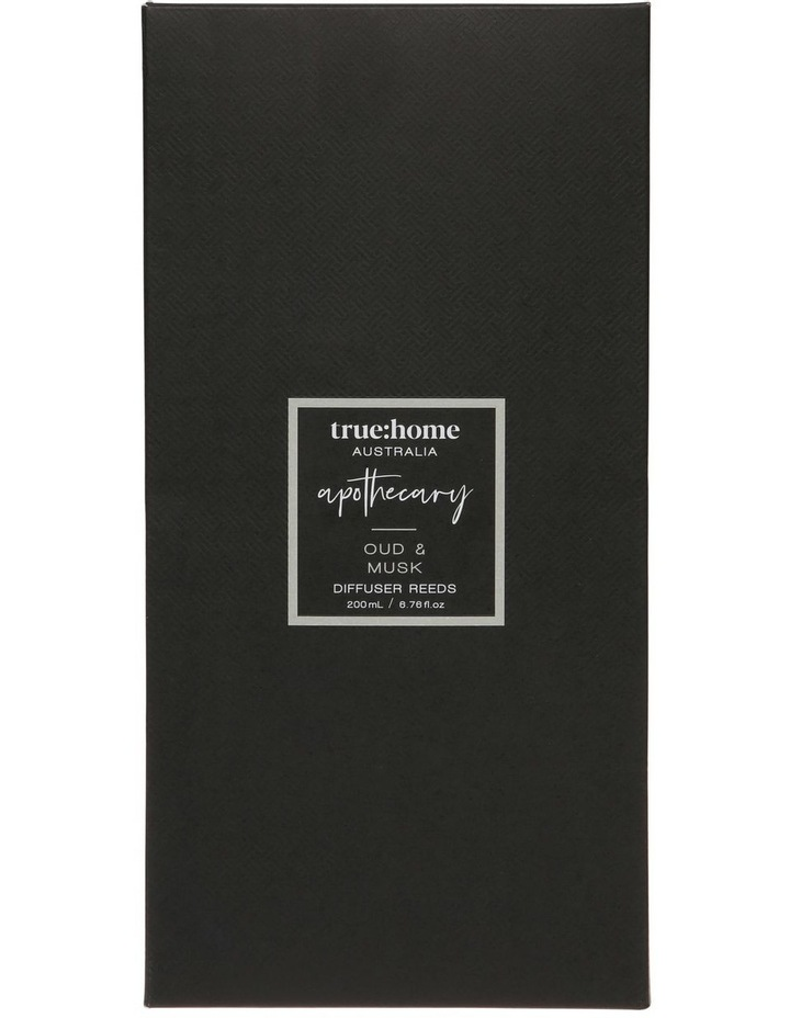 Apothecary Diffuser Oud & Musk image 2