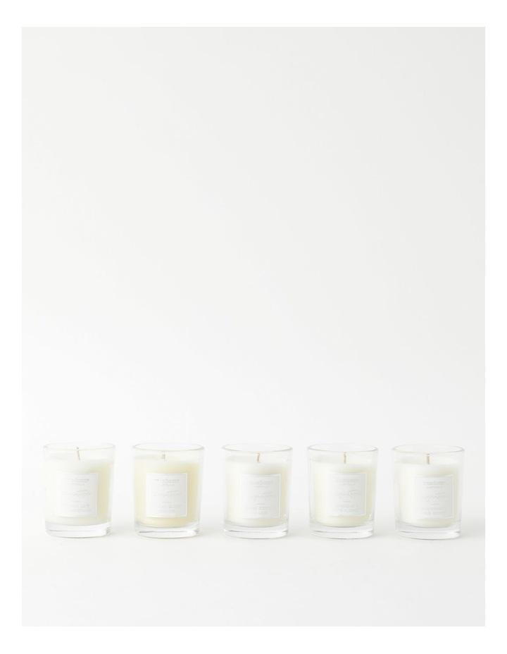 Signature 5 Days of Christmas Mini Candle Set image 2