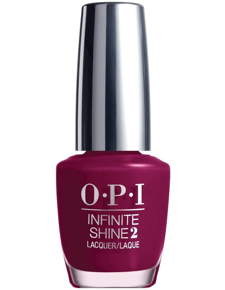 OPI Infinite Shine - Berry On Forever image 1