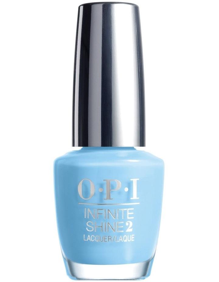 OPI Infinite Shine - To Infinity & Blue-Yond image 1