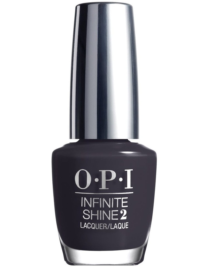 OPI Infinite Shine - Strong Coal-Ition image 1