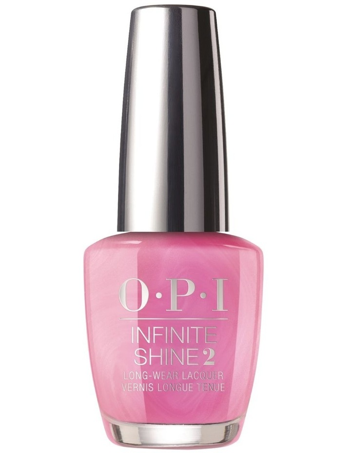 Infinite Shine Rainbows in Your Fuchsia image 1