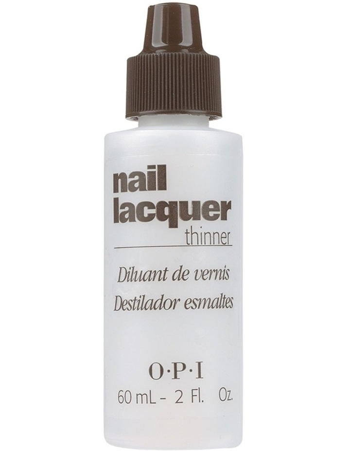 Nail Lacquer Thinner 60ml image 1