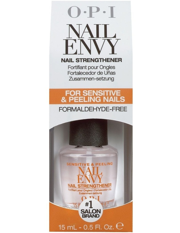 Sensitive & Peeling Nail Envy 15ml image 1