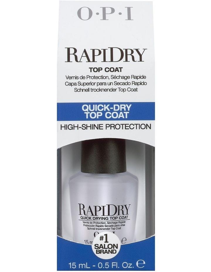 Rapidry Top Coat 15ml image 1