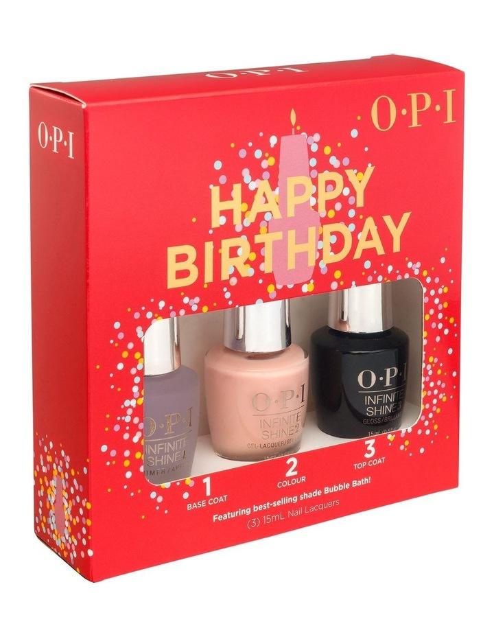 Happy Birthday! Gift Set, Bubble Bath image 1