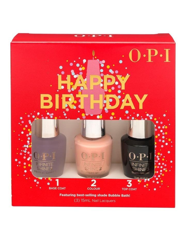 Happy Birthday! Gift Set, Bubble Bath image 2