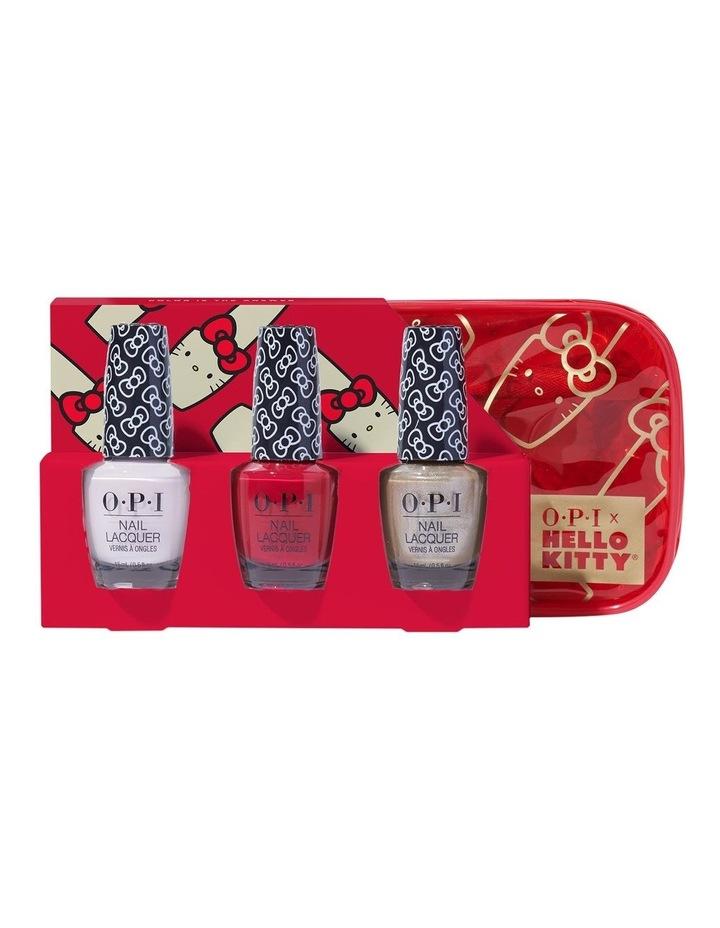 Hello Kitty Nail Lacquer Trio Gift Set image 1