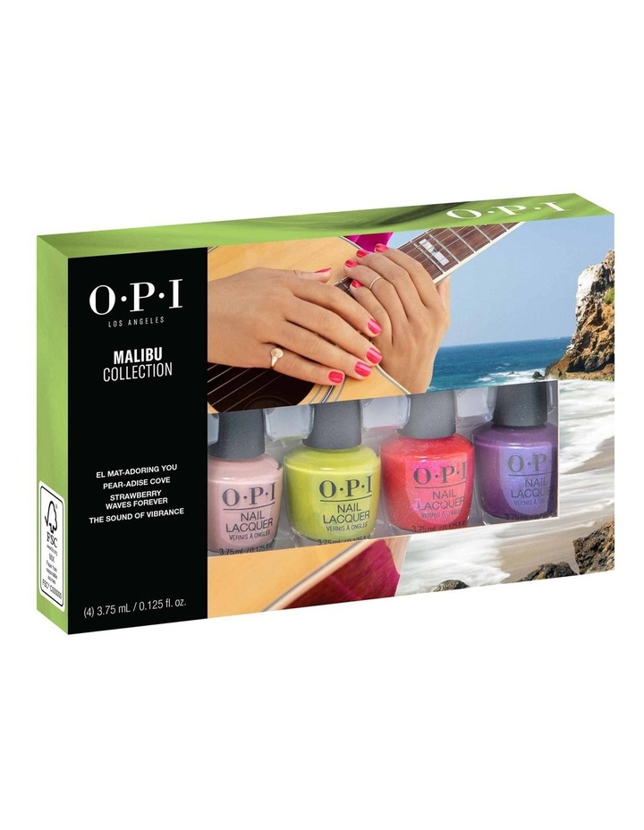 Summer '21 Nail Lacquer Mini 4-Pack image 2