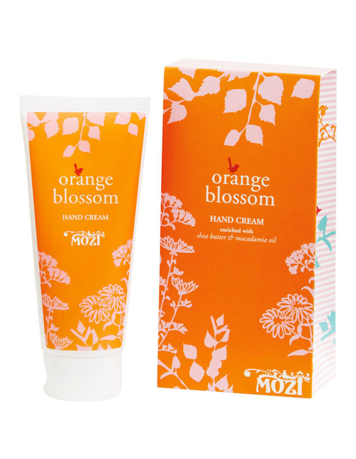 Red Wren Hand Cream - Orange Blossom - 75 ml image 1
