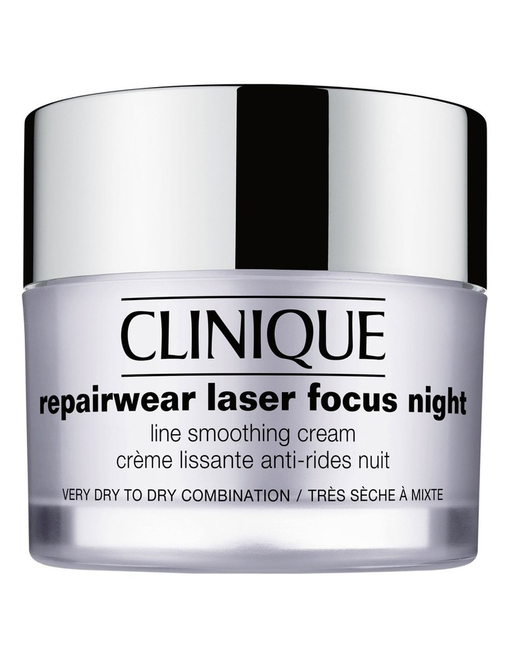 Repairwear Laser Focus Night Line Smoothing Cream - Very Dry/Dry Combination image 1
