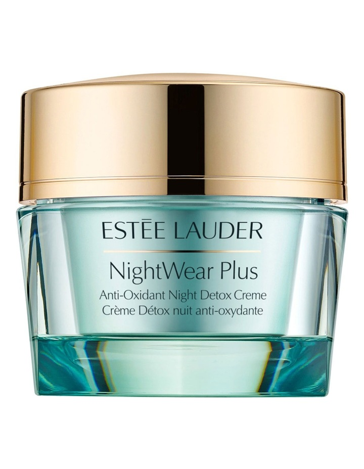 Nightwear Plus Anti-Oxidant Night Detox Creme image 1
